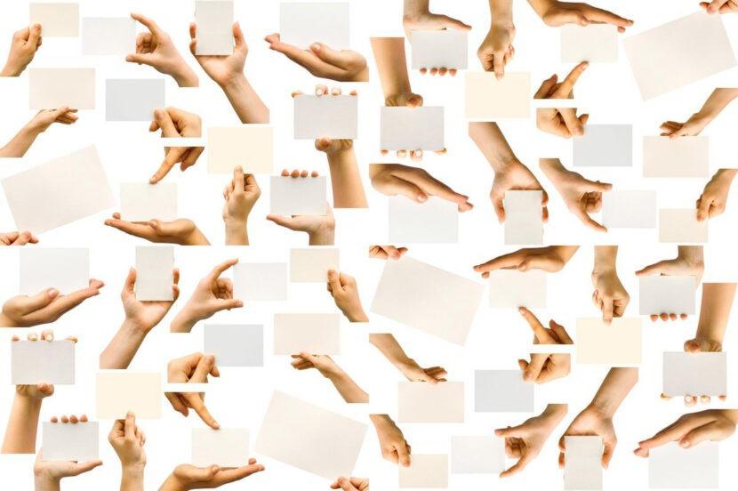 BAU Hands