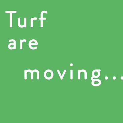 turf moving