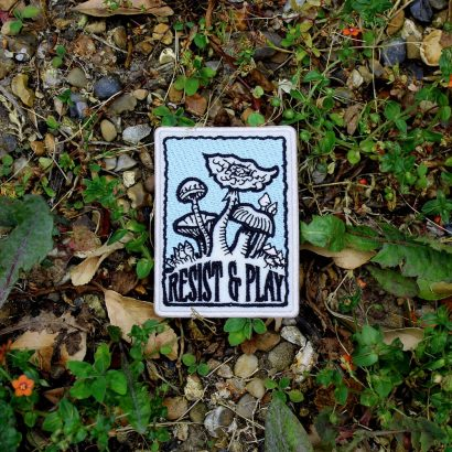 Fungus Press patch