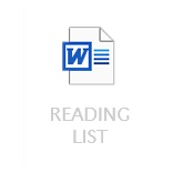 A link to 'Present State Examination' Reading List