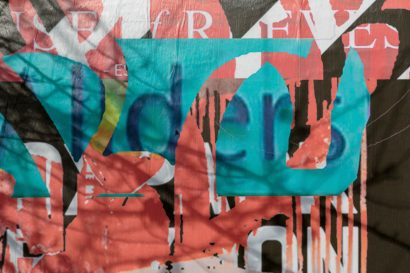 'Lockdown Palimpsest' at Reeves corner