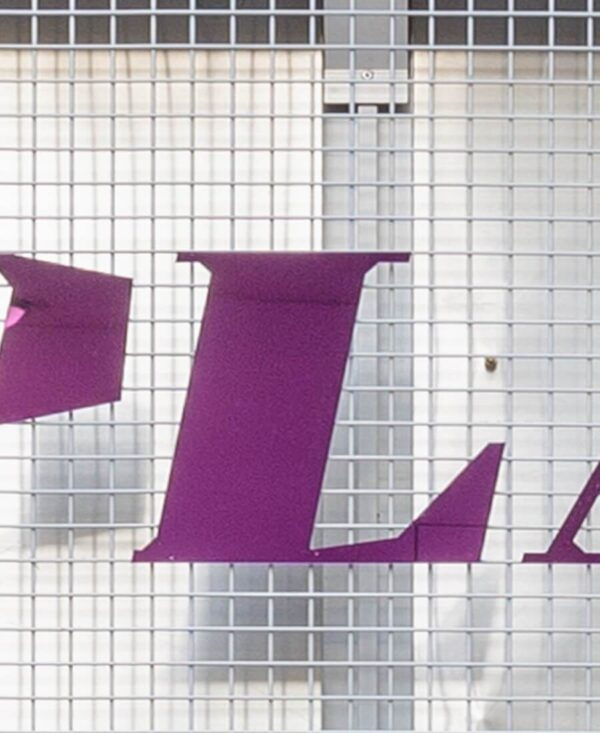 croydon plays itself letter 'L'