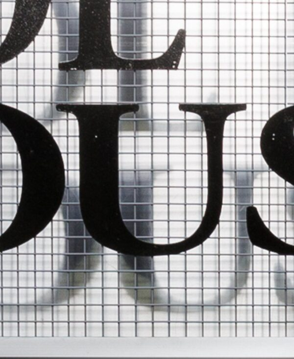Frivolous convulsions letter 'U'