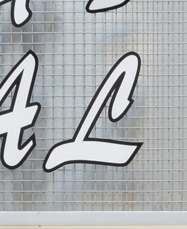 technical adjacent letter 'L'