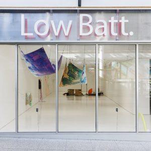 Low Batt light up signage